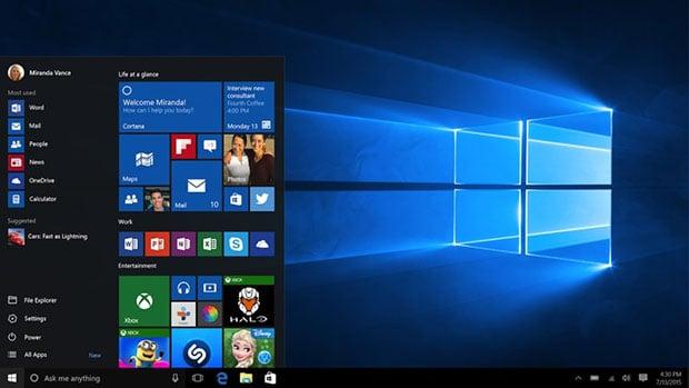 Windows 10 Desktop Wallpaper