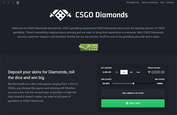 CSGO Diamonds
