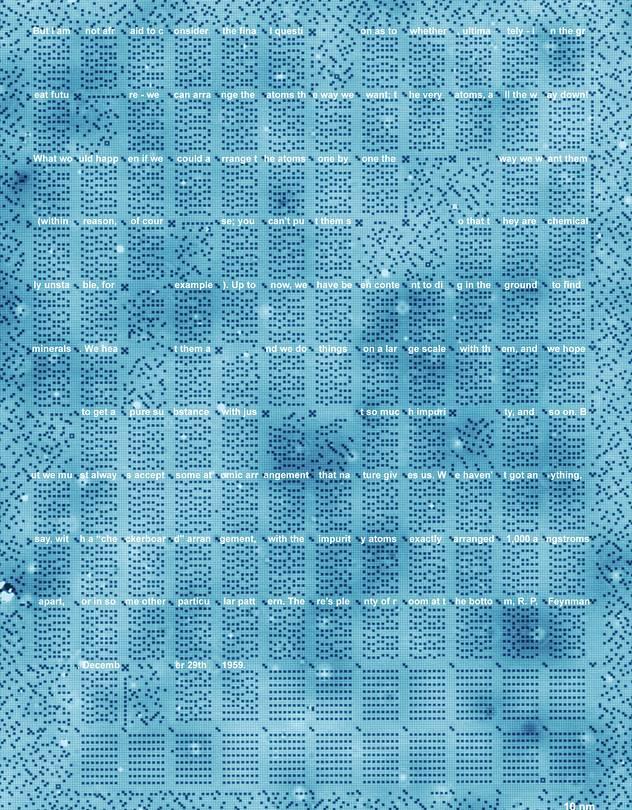 Atom Data Storage