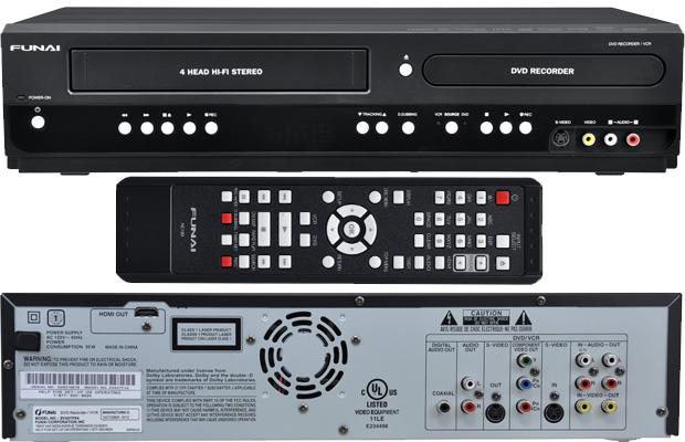 Funai VCR