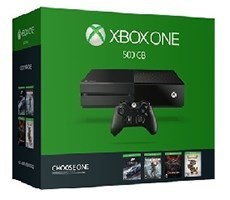 Microsoft's 'Fat' 500GB Xbox One Falls To Just $249 Ahead of Slim 'S' Introduction