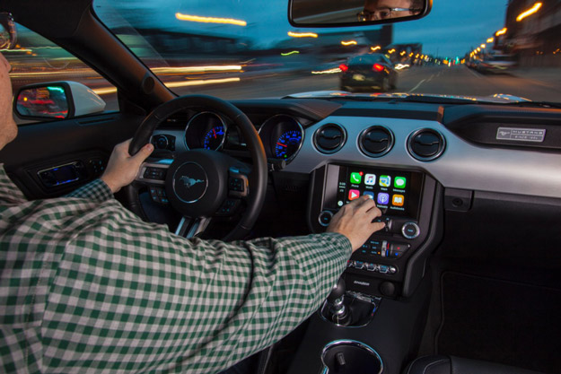 Apple Carplay ford