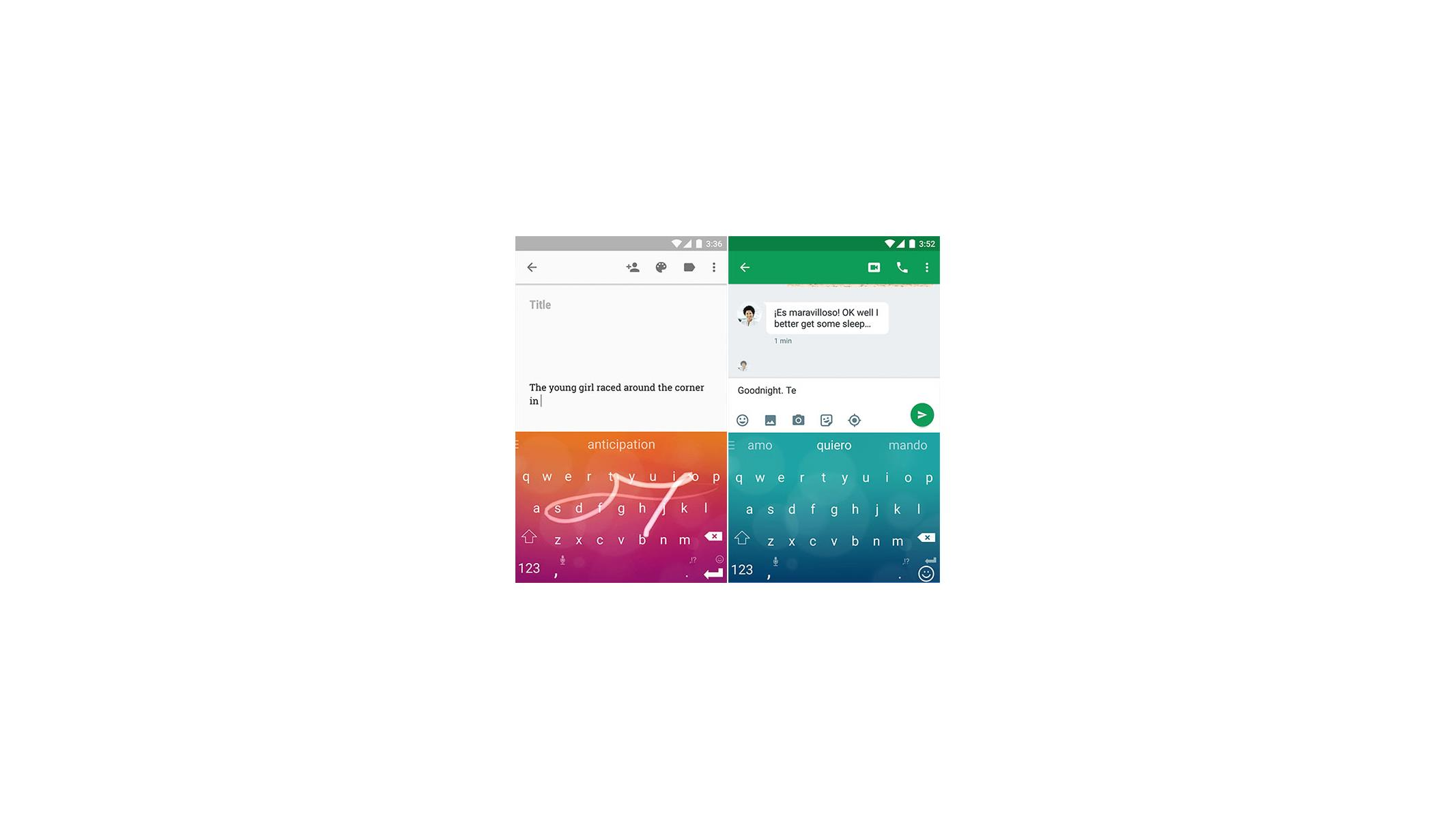 ce3fce69fd4 SwiftKey Bug Leaks Predicted Phrases, Phone Numbers And Email Addresses Of  Strangers | HotHardware