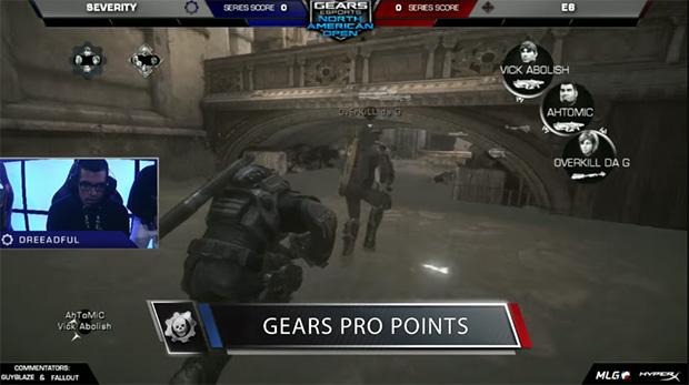 Gears Pro Points