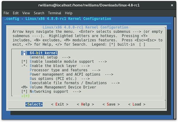 Linux Kernel 48