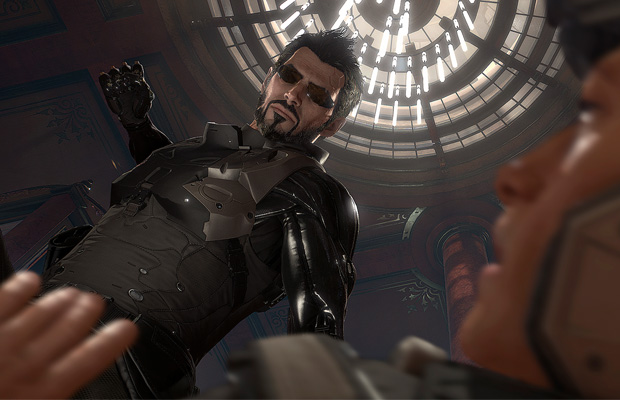 Deus Ex: Mankind Divided Punch