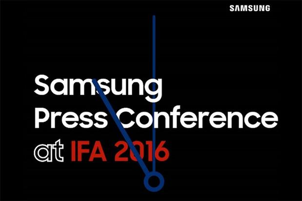 Samsung Press Invitation