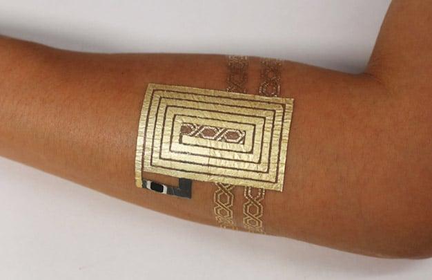 nfc duo skin tattoo