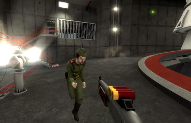Nintendo Classic GoldenEye 64 Gets Beautiful Source Engine-Based