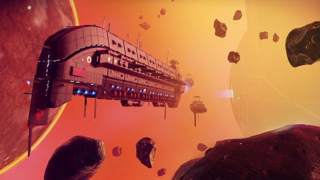 The next No Man's Sky patch will make people