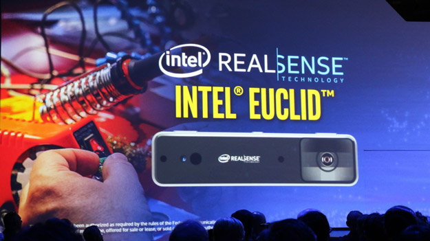 intel euclid