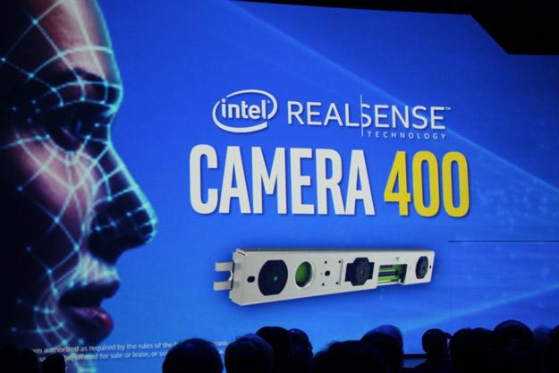 realsense camera 400