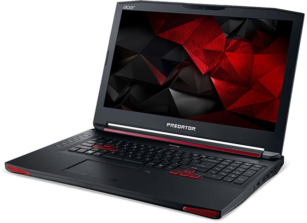 Acer Predator 17 Notebook