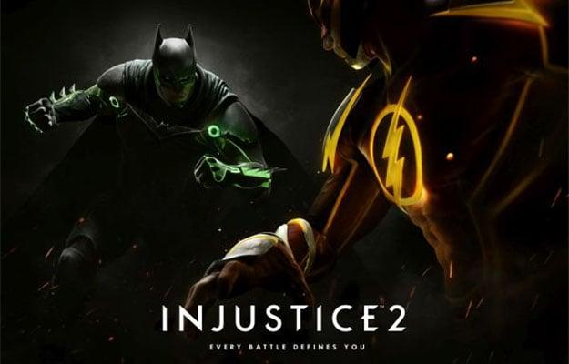 injustice2 promo