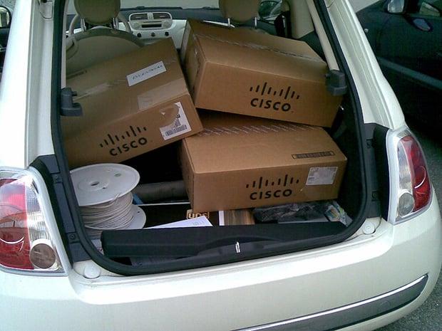Cisco Boxes