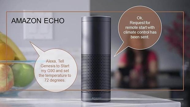 Amazon Echo Genesis