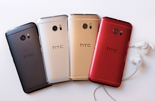 htc 10 red gold