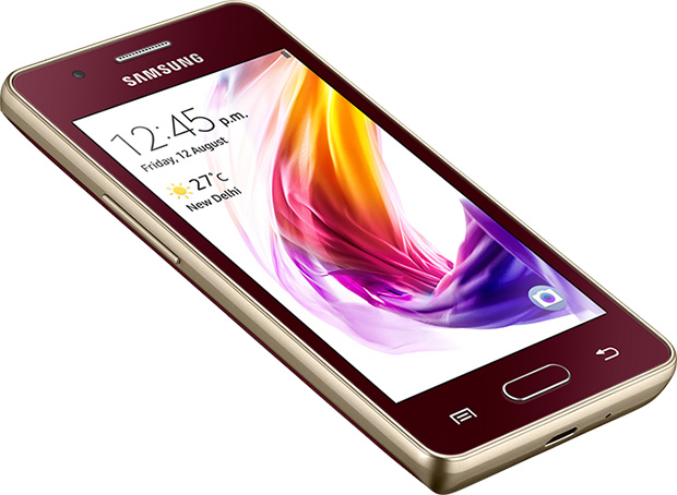 Samsung Z2 Becomes First Tizen Based Smartphone With 4G