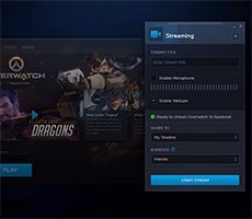Blizzard Introduces Live Facebook Streaming For Battle.net Games Like Overwatch, WoW And Hearthstone