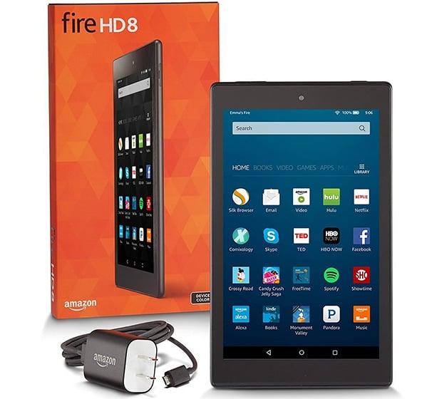 Fire HD 8 Retail Box