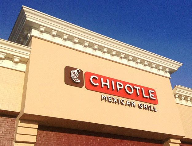 Drones Are Delivering Chipotle Burritos to College Students