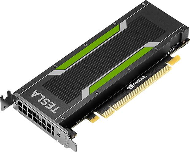 Nvidia Unveils Tesla P4 P40 Deep Learning Accelerators