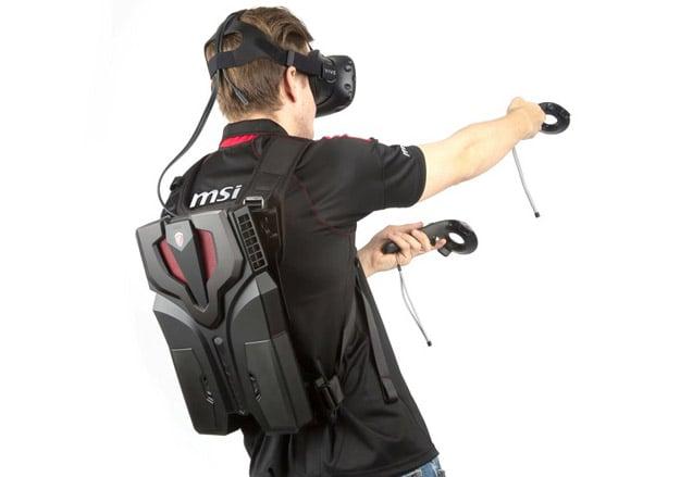 MSI VR One 21
