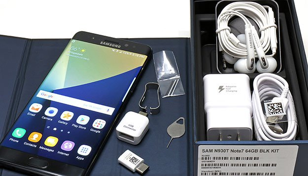 Galaxy Note 7 Kit