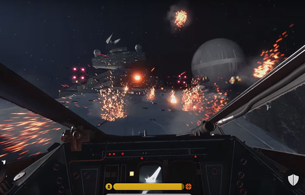 Star Wars Battlefront Death Star Dlc Gameplay Trailer