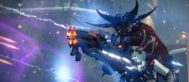Destiny Rise of Iron Enemy