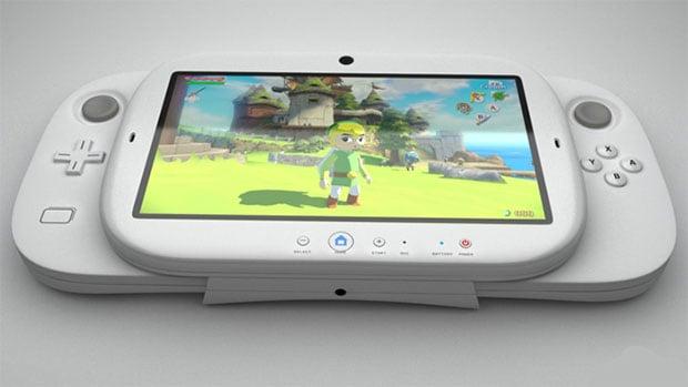 Nintendo NX Render