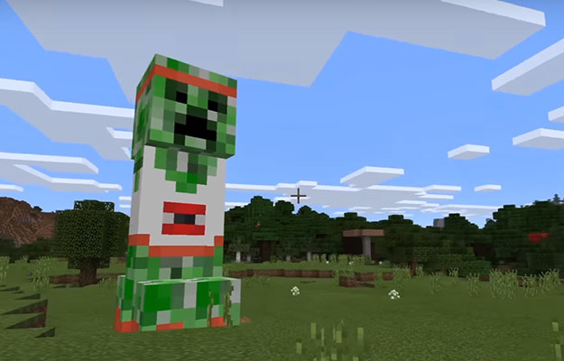 custom creeper