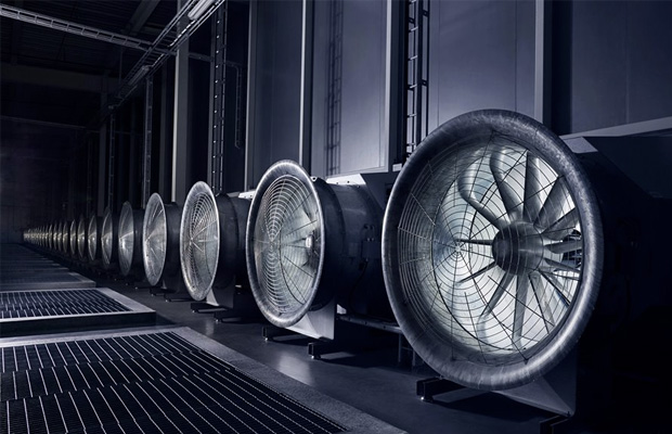 Facebook Data Center Fans