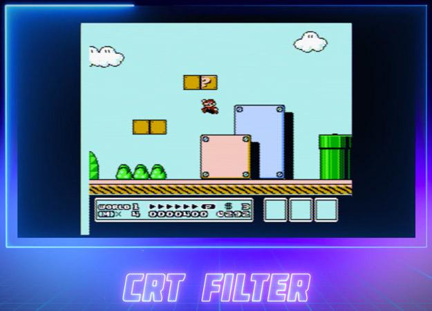 crt filter
