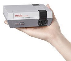Nintendo NES Classic Edition Shows Off Retro 8-bit Awesomeness With CRT Filter