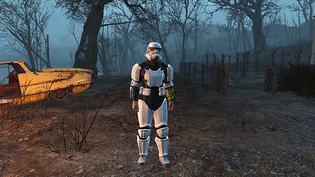 Fallout 4 Stormtrooper Mod