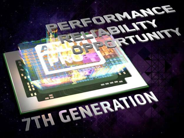 AMD PRO banner