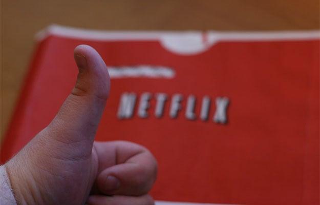 thumbs up netflix