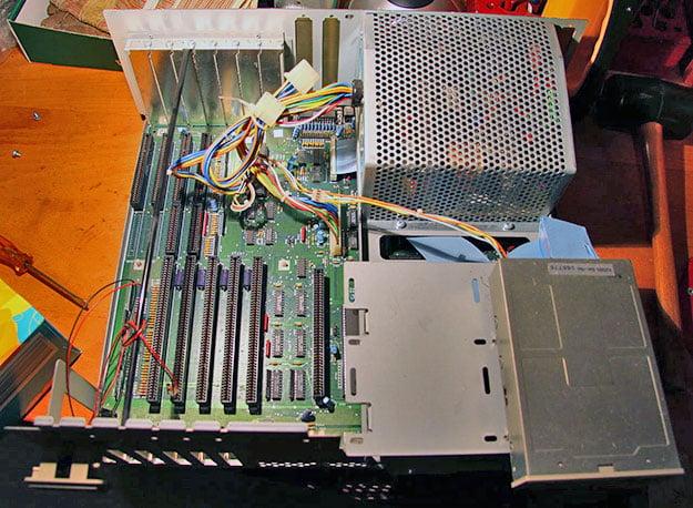 Commodore Amiga 2000 rev  6