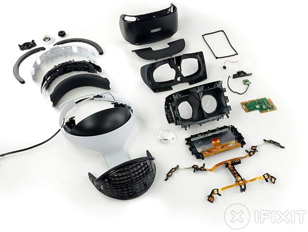 PlayStation VR Parts