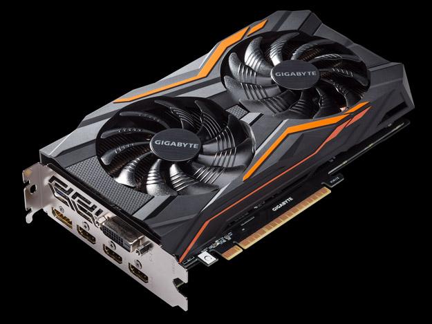 GeForce GTX 1050 Ti Partner GIGABYTE
