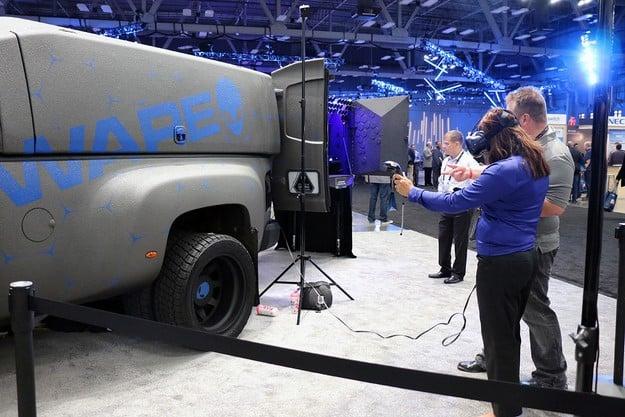 Alienware VR Truck Player