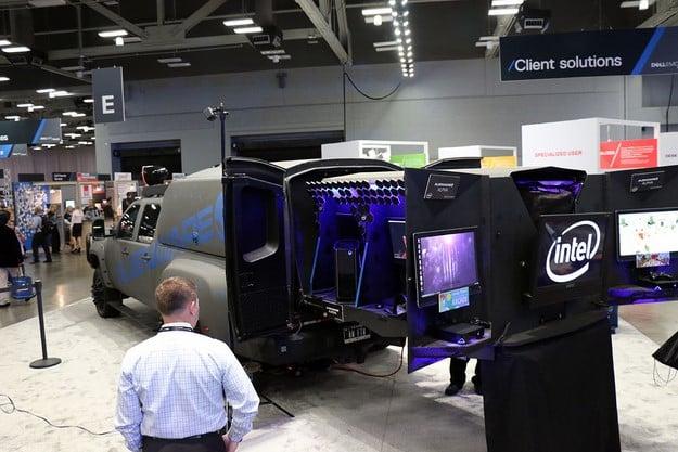 Alienware VR Truck