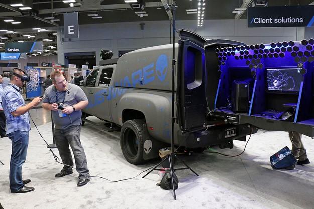 Alienware VR Truck2
