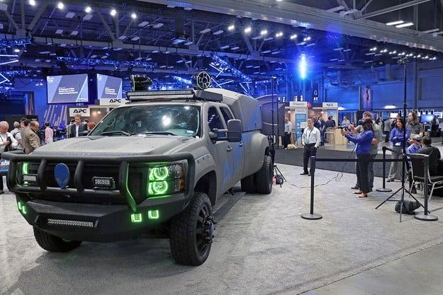 Alienware VR Truck3