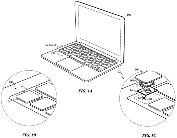 New Apple Macbooks Could Gain Customizable Keyboard Sensitivity