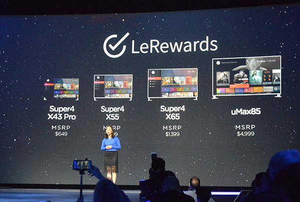 LeEco LeRewards