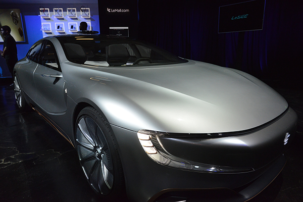 LeEco Car