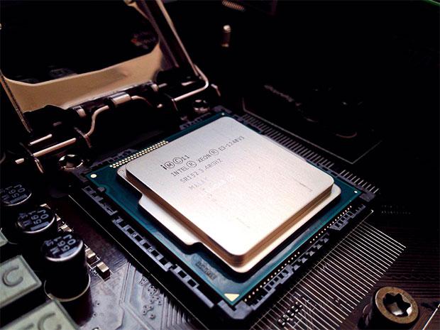 Intel E3-1240V3
