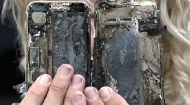 Australia Destroyed iPhone7